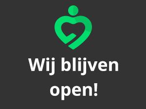 Fysiotherapie Zeeburg Blijft open!
