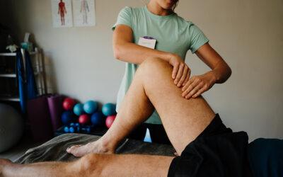 Fysiotherapie bij een beknelde zenuw met uitstraling naar het been